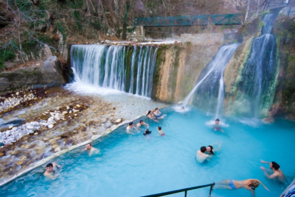 Pozar Hot Baths and Falls